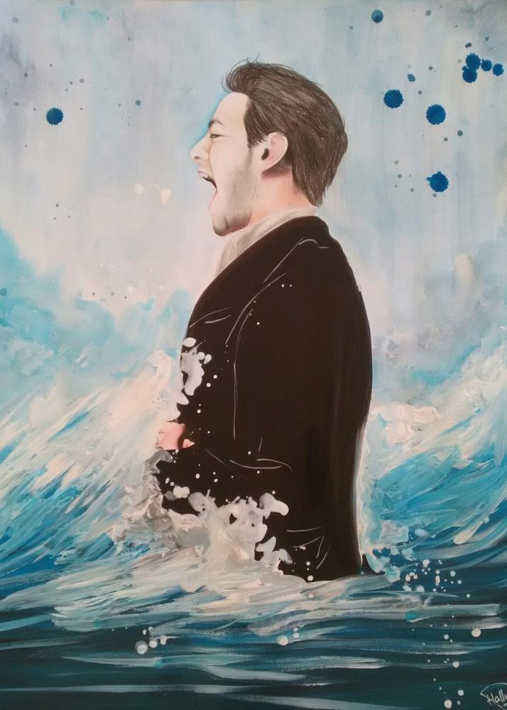James McAvoy by Hallward